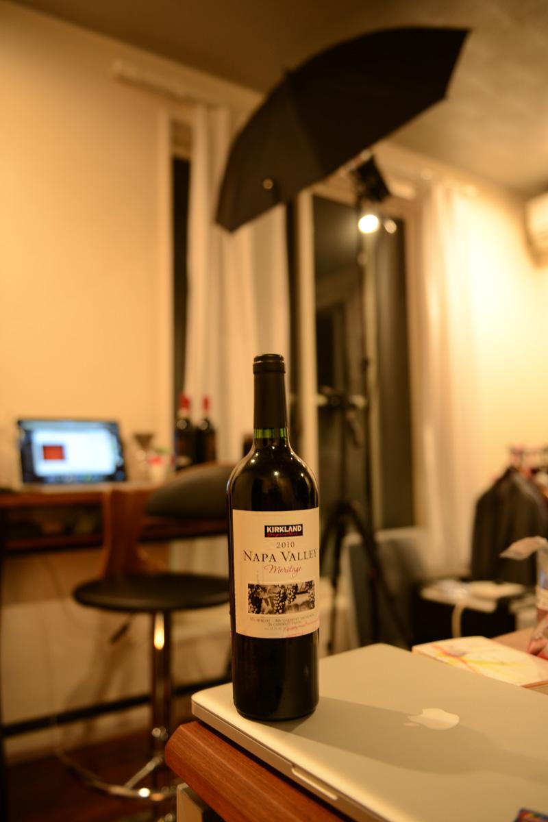 2010年 ナパバレー・ワイン KIRKLAND