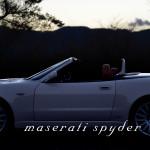 MaseratiSpyder