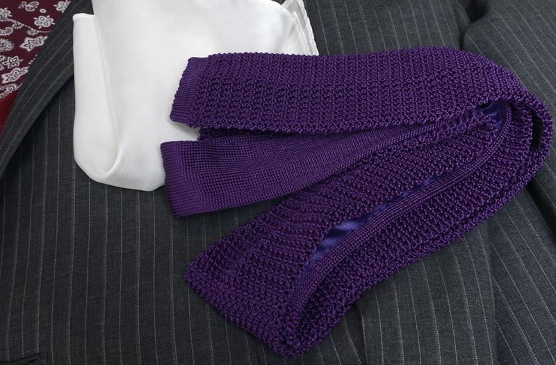 knit-tie