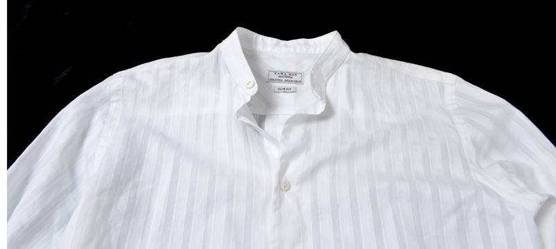 shirt-bandcollar