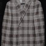 united arrows check jacket01