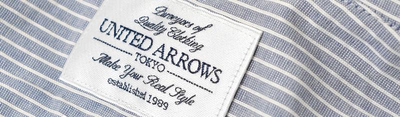 united arrows tag