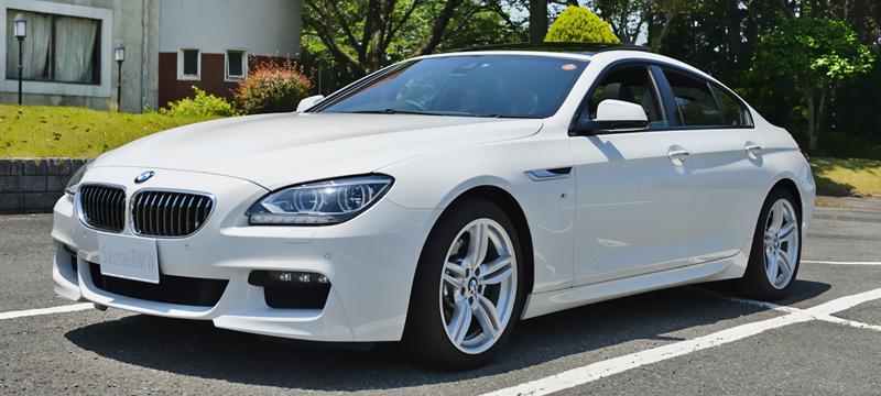 BMW : bmw 6シリーズ グランクーペ mスポーツ : otonaninareru.net
