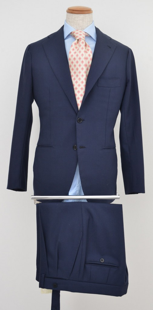 suit navy09