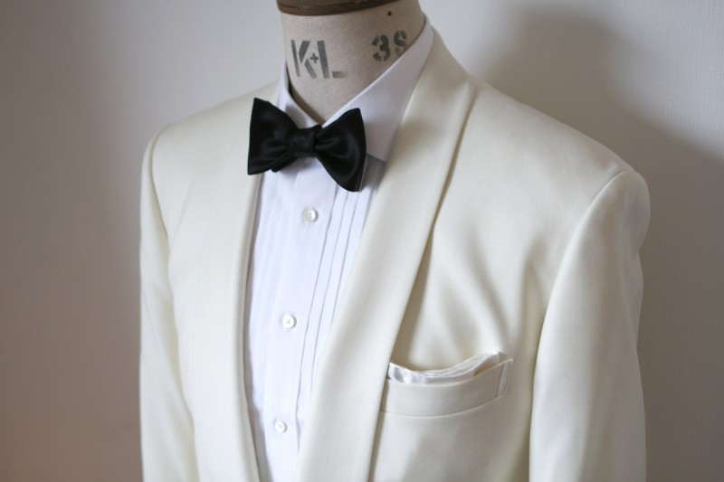 the gents white