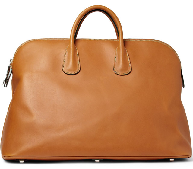 Valextra-Leather-Holdall