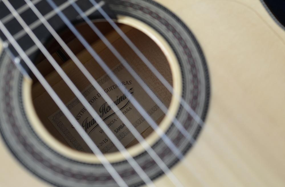 【レビュー】Juan Hernandez ホアン・エルナンデスのギター