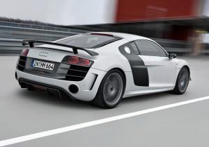 Audi R8 GT/Fahraufnahme