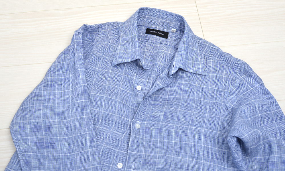 linen shirt norton