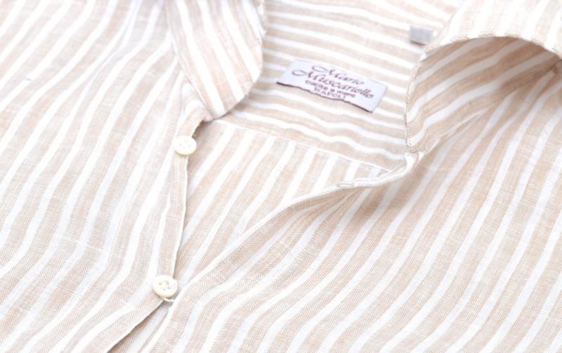 linen shirt texture