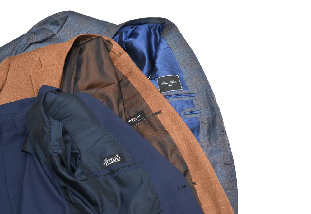 napoli jackets