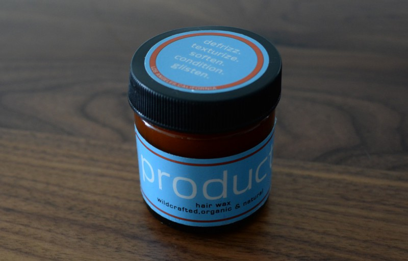 product hair wax