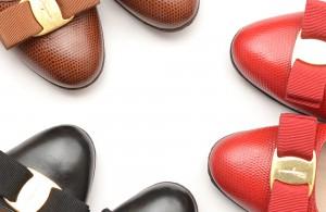 """フェラガモのパンプス """"Vara"""" 特別な日に自信をくれる靴。"""