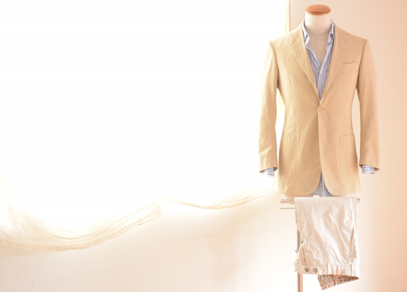 Sartorio (Jacket) DANOLIS (Shirts) Germano (Pants)