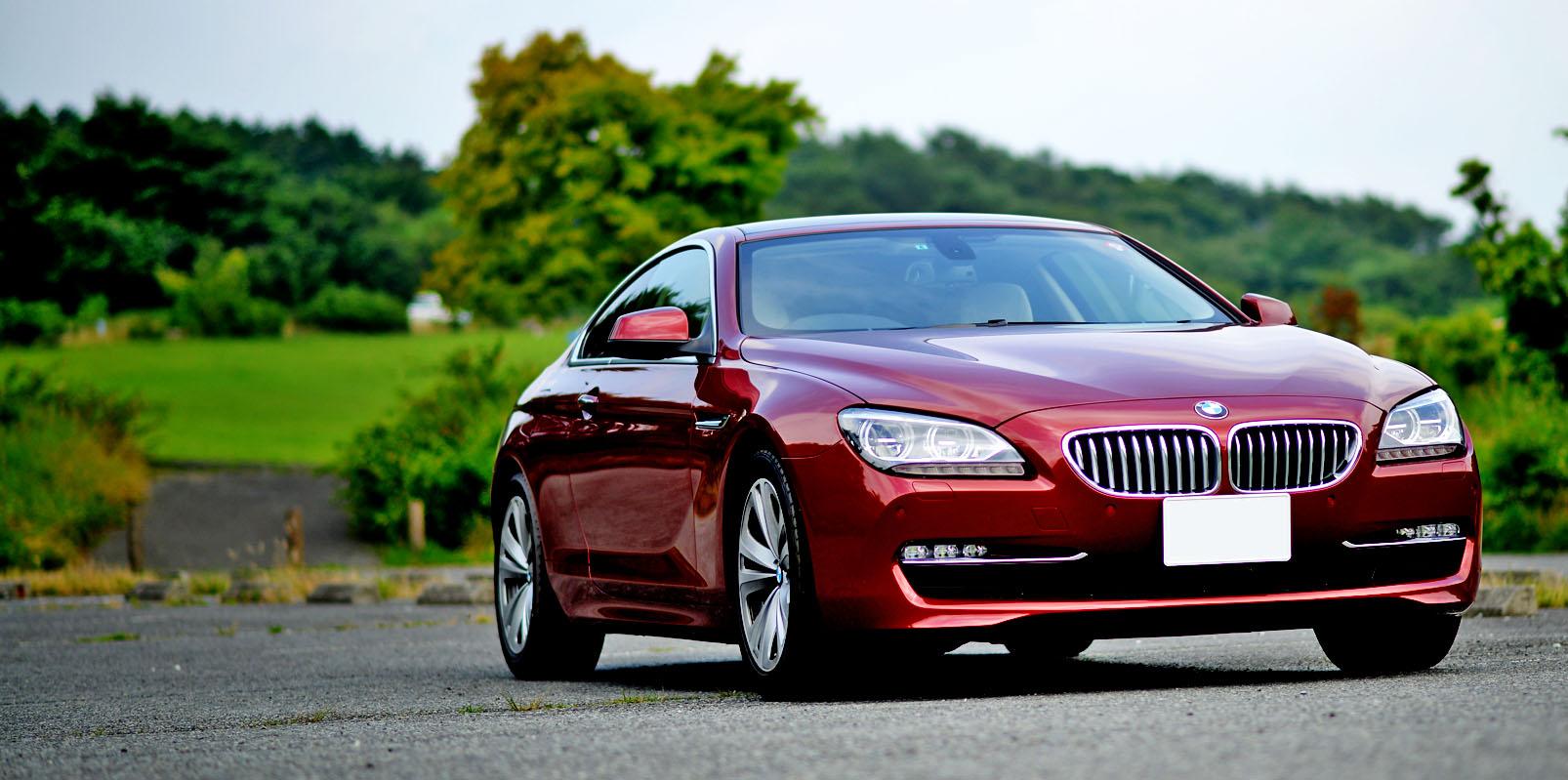 BMW 6シリーズ 640iレビュー