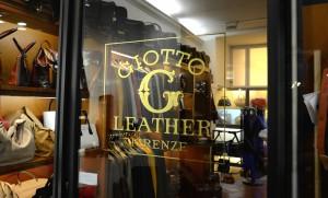 フィレンツェで革靴を買うなら。Giotto ジョットの魅力