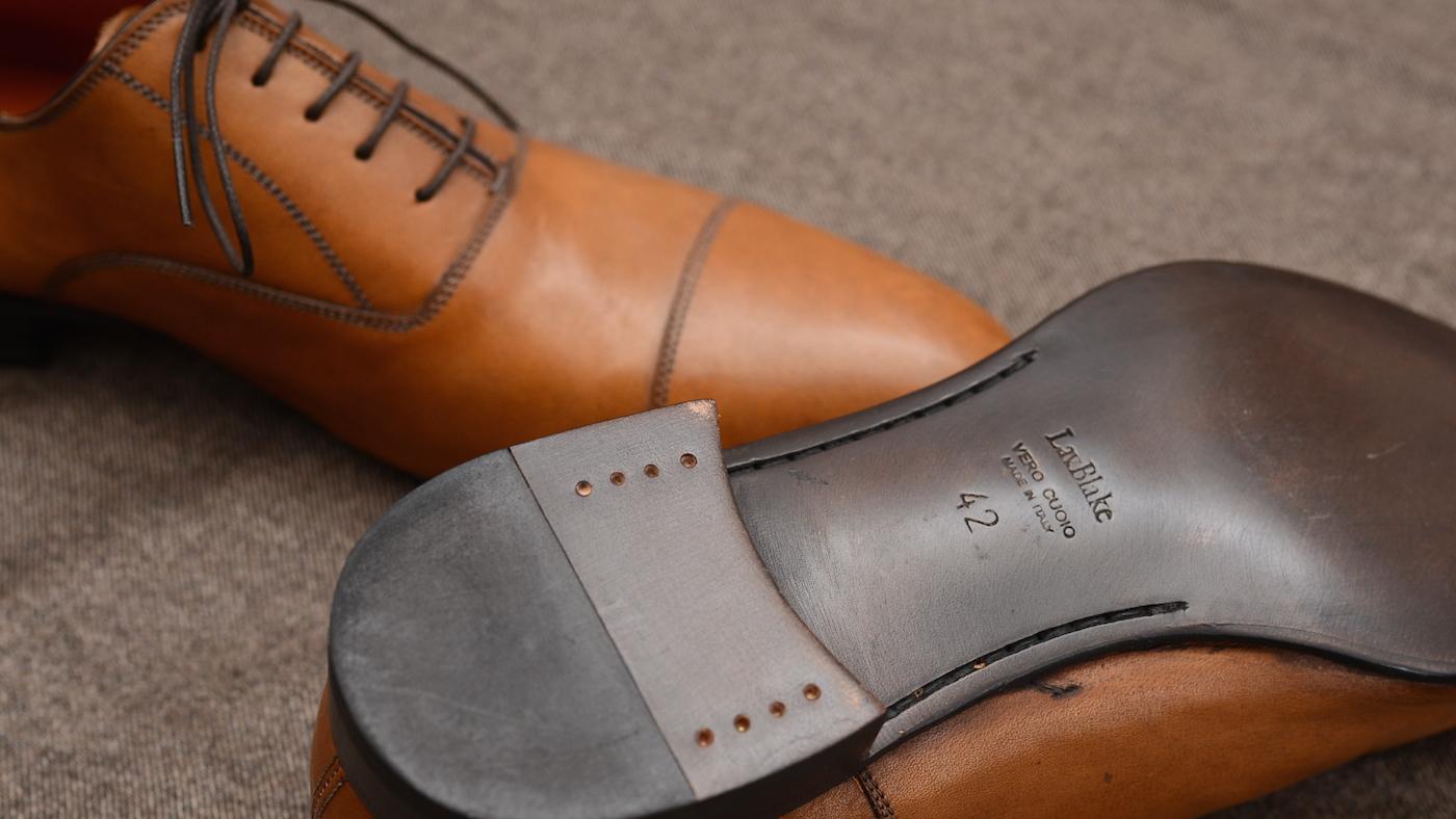 lav black shoes