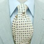 Liverano & Liverano (Jacket) Cesare Attolini (Shirts) E.Marinella (Tie)