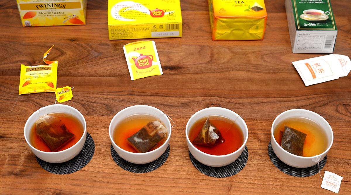 日東 紅茶 リプトン