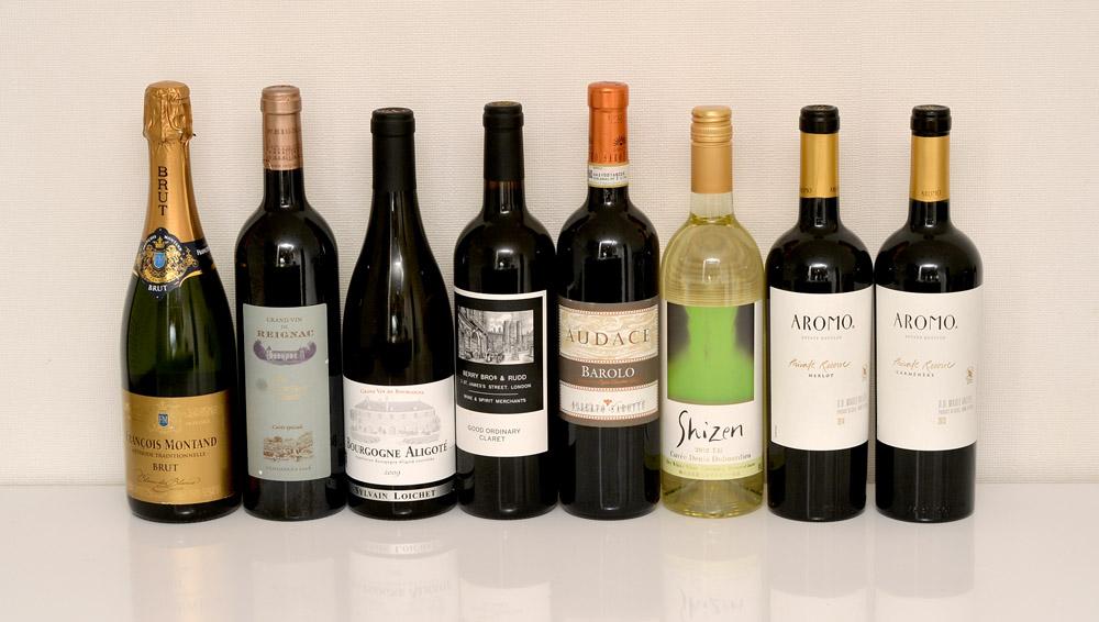 安くて美味しいワイン選び