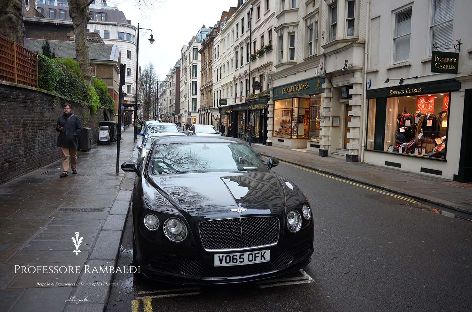 bentley london