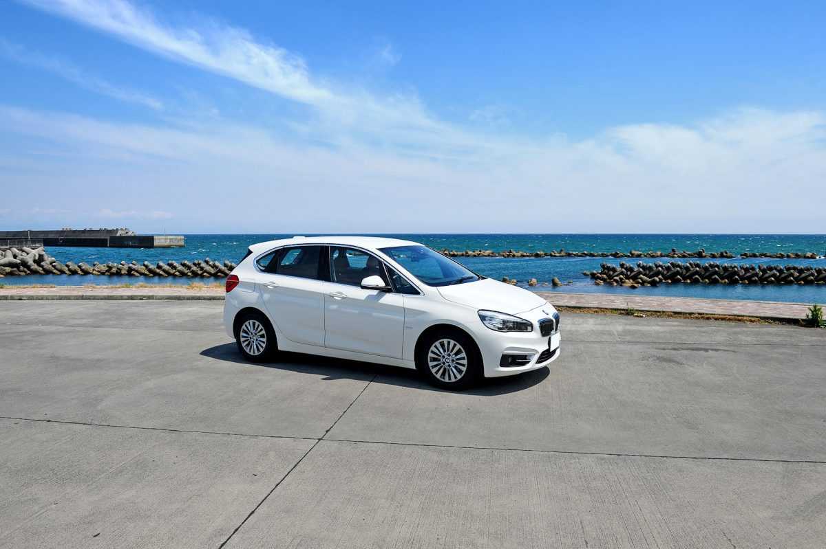BMW 218d ActiveTourer