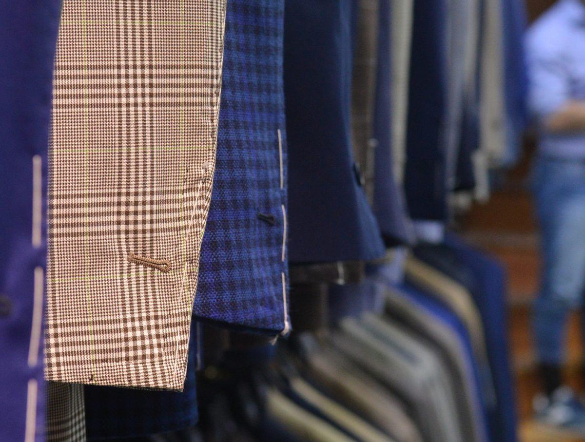 Luigi Grimaldi ルイジ・グリマルディ – ナポリが生んだ最高の既製服