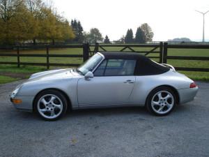 Porsche_993_Silver metallic