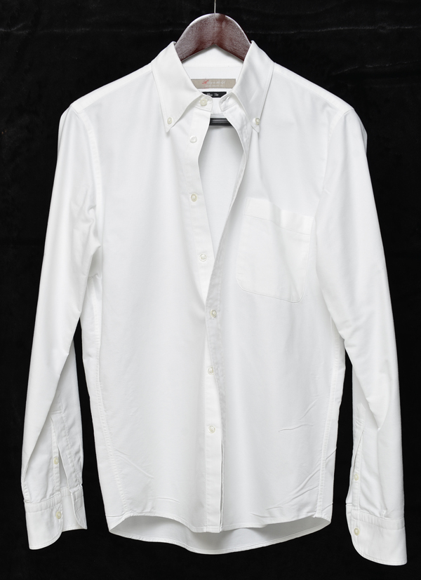 united arrows white shirts01