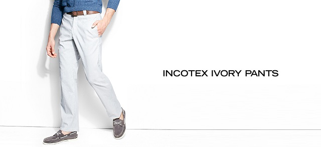 Incotex-Ivory-Pants-at-MYHABIT