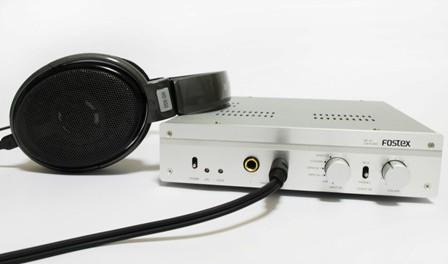 HP-A7andHD650mini