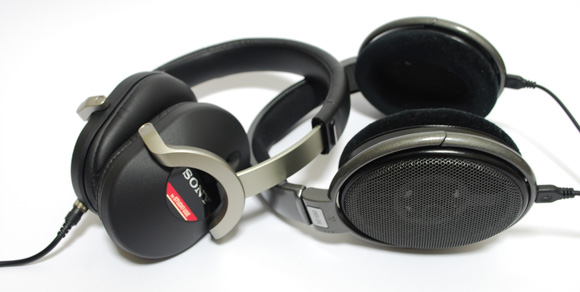 MDR-1000andHD650
