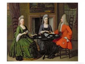 nicolaes-verkolje-tea-party