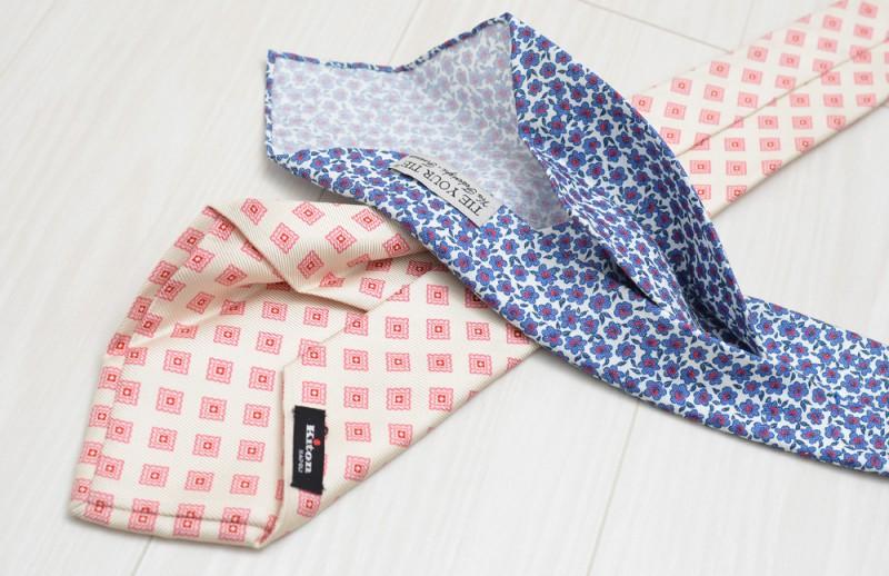 tie your tie kiton tie