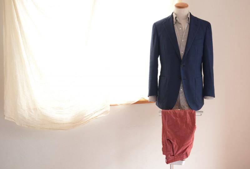 Raffael Caruso (Jacket) Brioni (Shirts) The Chino (Pants)