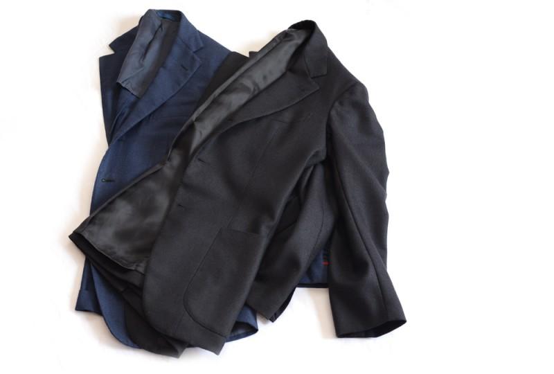 Antonio Panico (Jacket Navy) Raffael Caruso (Jacket Blue)