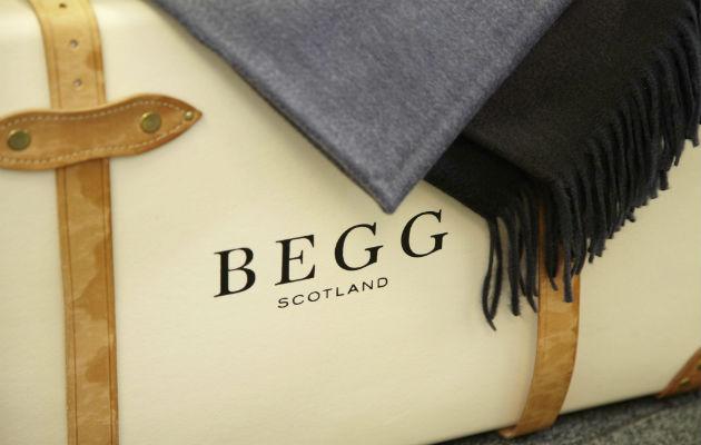 Begg split panel half
