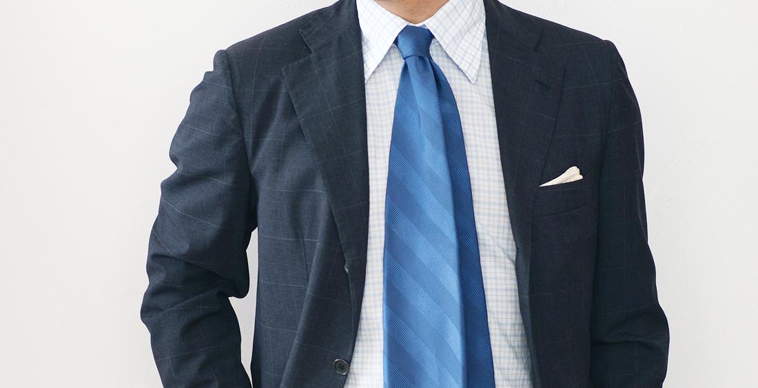 Kiton ( jacket ) / Cesare Attolini ( shirts ) / Mariano Rubinacci ( tie )