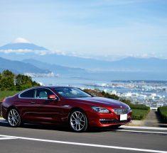 BMW 6シリーズの乗り心地と特徴