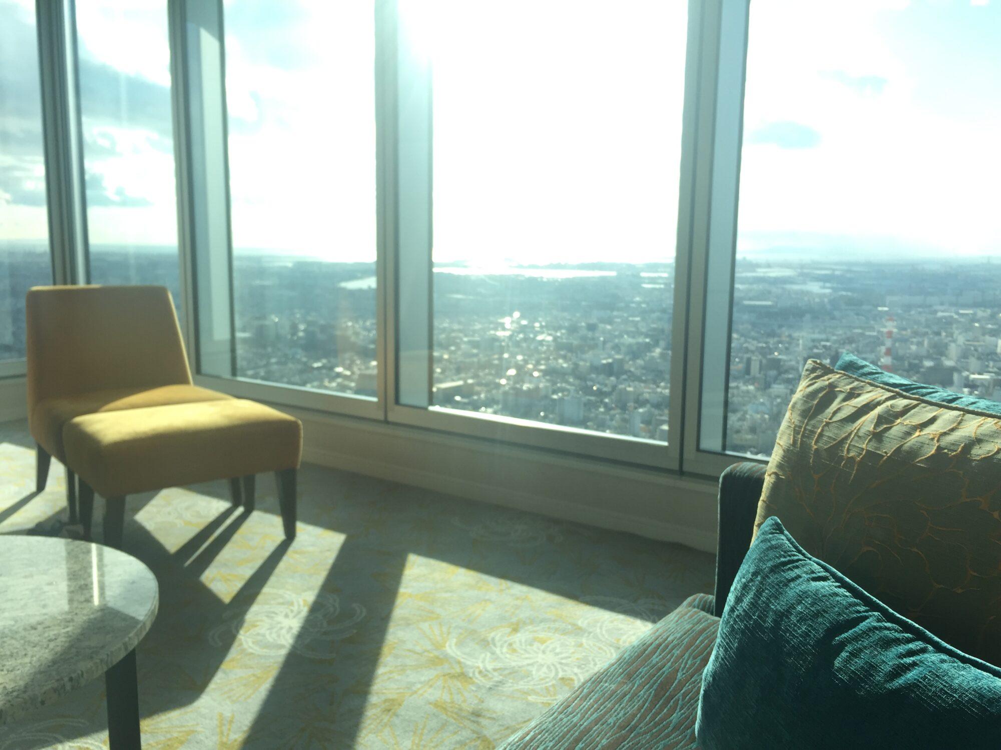 ニューオータニ、横浜ロイヤルパーク、名古屋マリオットを連泊してみた感想。