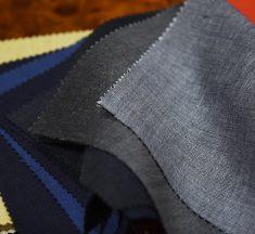 【春夏】スーツ選び&オーダーに季節感のある『モヘア』はいかが?