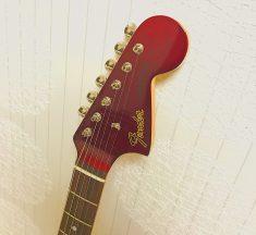 【初心者】エレキギターの弦【前編】