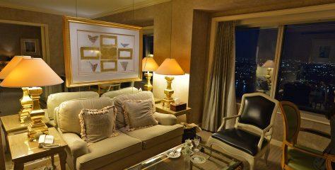 大人な週末デートなら、横浜ロイヤルパークホテル。