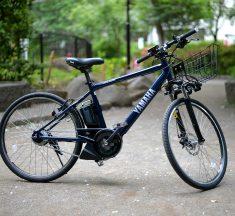都心部で本当に便利?ヤマハ電動自転車「PAS Brace」