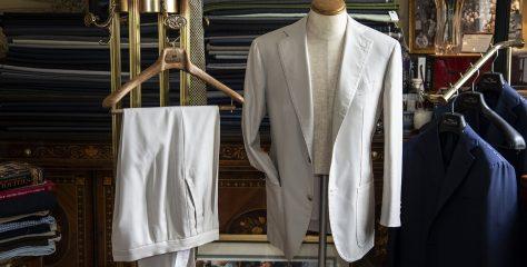Gianni Piccirillo ジャンニ・ピッチリーロ – ただ素晴らしい服を仕立て続ける、生粋のサルト