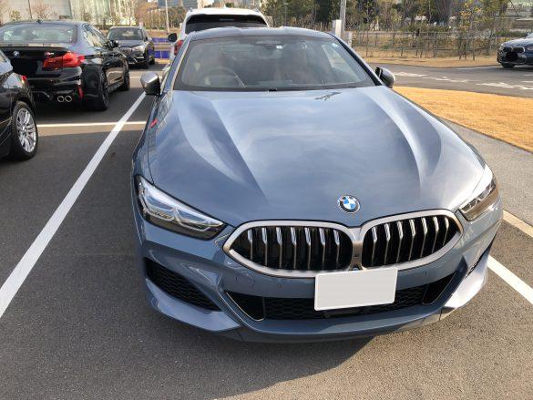 BMW新型8シリーズの展示と試乗、M850i xDriveが東京ベイで見れる!【写真25枚】